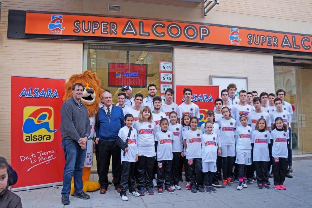 Alsara Supermercados fortalece el proyecto de Cordobasket 1