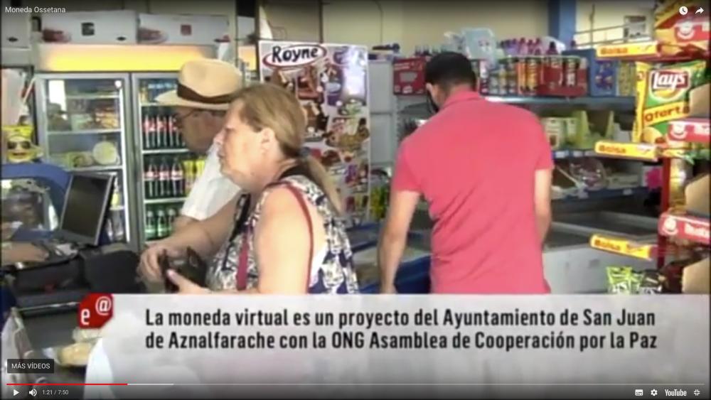 """Proyecto pionero para las familias con dificultad económica, """"La Moneda Ossetana"""". 1"""