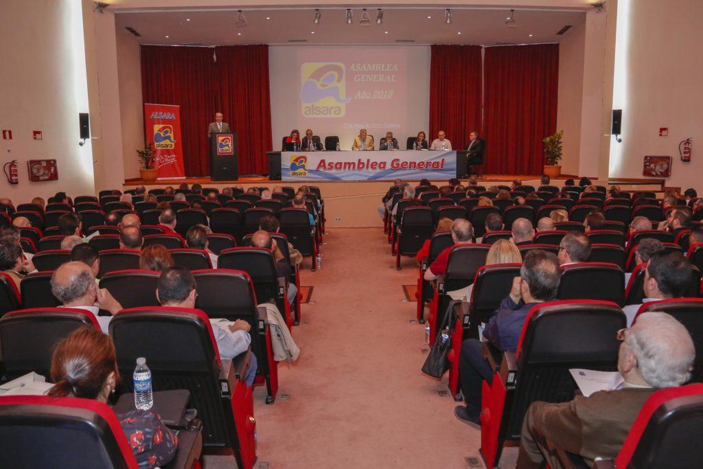 La Asamblea General de Grupo ALSARA, aprueba las Cuentas Anuales de 2017 1