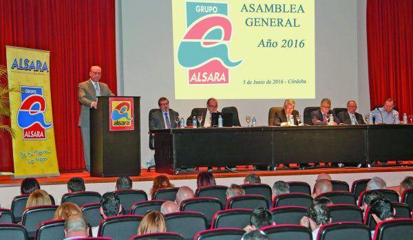 Alsara celebra su asamblea general 1