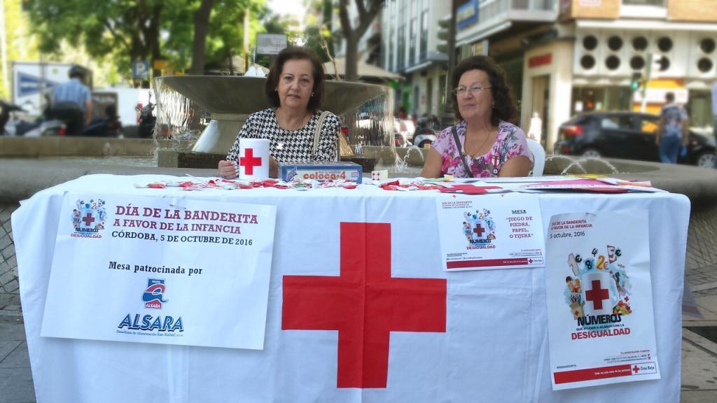 ALSARA Apoyando a la infancia con Cruz Roja 1