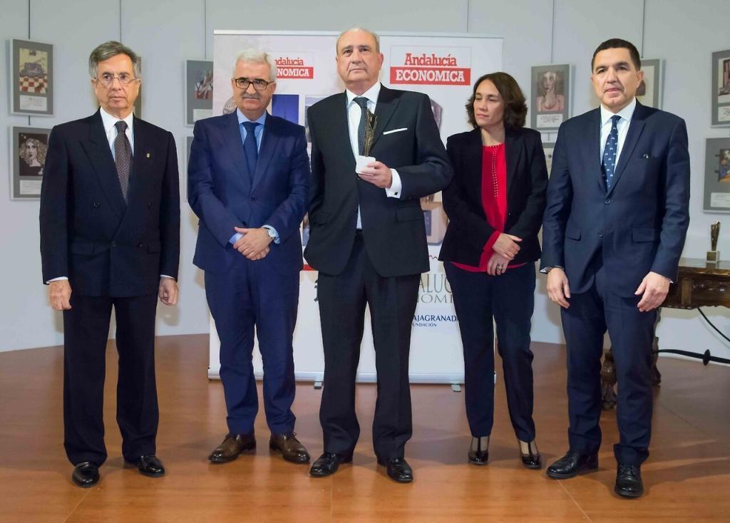 Grupo Alsara, premio a la Cooperación Empresarial de 'Andalucía Económica' 1