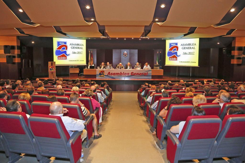 La Asamblea General de ALSARA, aprueba la Gestión y las Cuentas Anuales de 2016 1