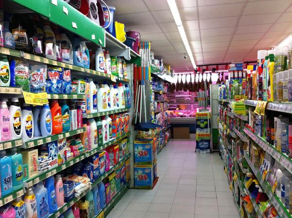 interior supermercado alsara