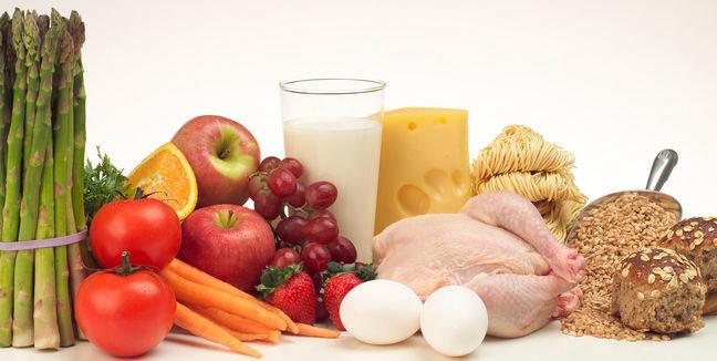 foto productos alimentos frescos
