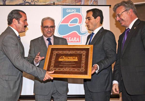 Premio APREAMA supermercados alsara