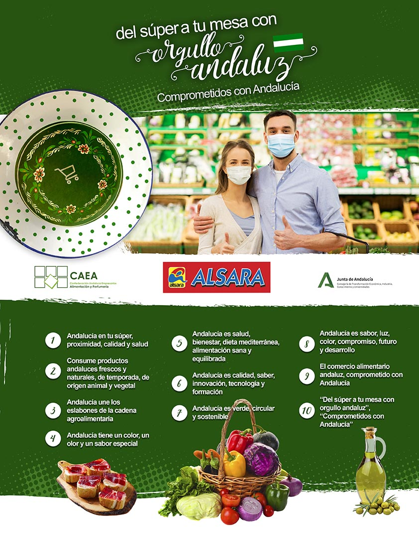 Productos Andaluces 1